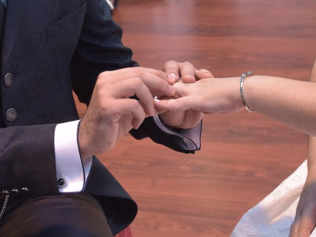La boda de Adrian y Marta en Zaragoza, Zaragoza 3