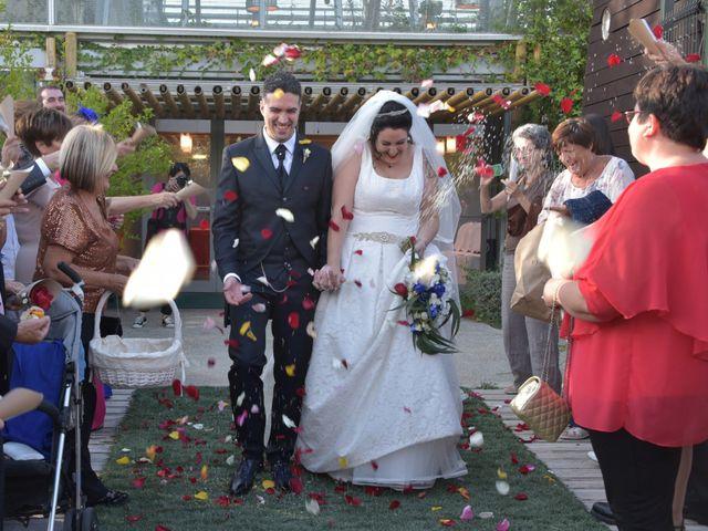 La boda de Adrian y Marta en Zaragoza, Zaragoza 1
