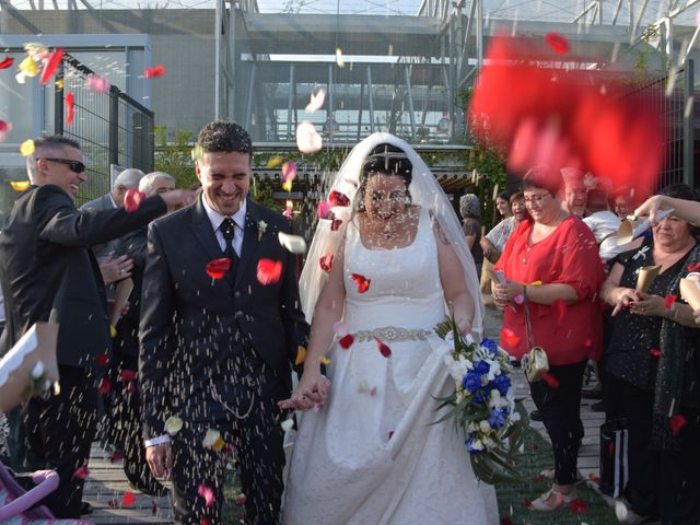 La boda de Adrian y Marta en Zaragoza, Zaragoza 4