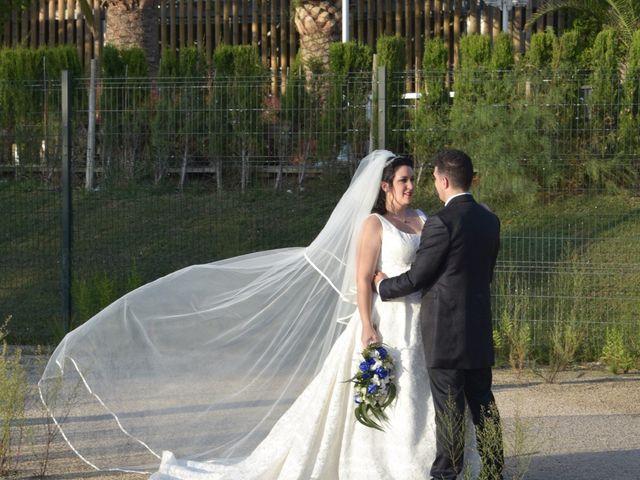 La boda de Adrian y Marta en Zaragoza, Zaragoza 5