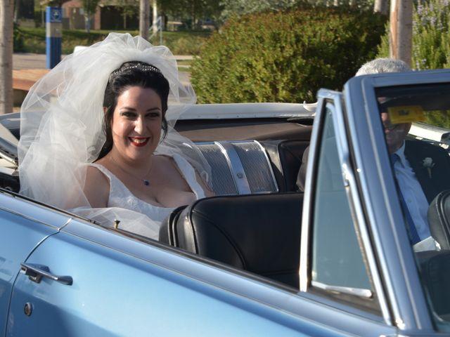 La boda de Adrian y Marta en Zaragoza, Zaragoza 10