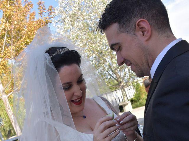 La boda de Adrian y Marta en Zaragoza, Zaragoza 11