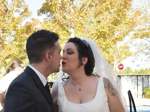 La boda de Adrian y Marta en Zaragoza, Zaragoza 12