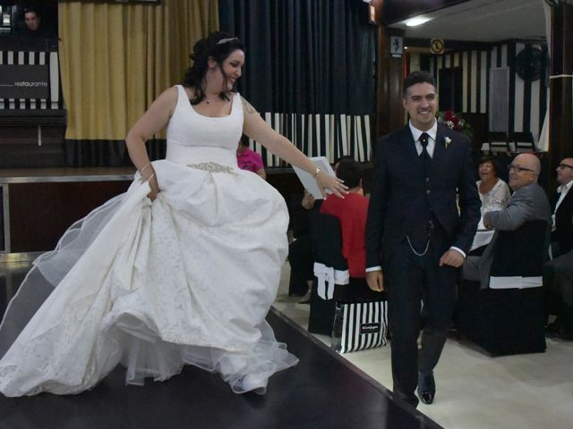 La boda de Adrian y Marta en Zaragoza, Zaragoza 15