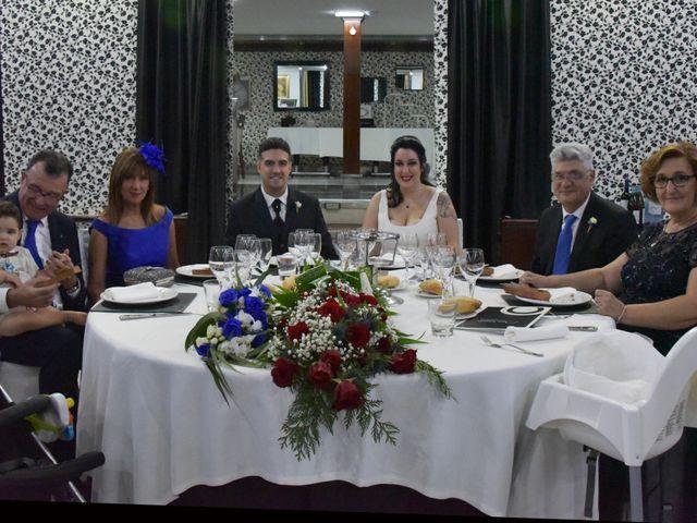 La boda de Adrian y Marta en Zaragoza, Zaragoza 21