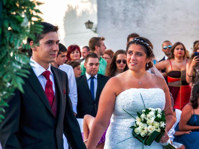 La boda de Clara y José Miguel