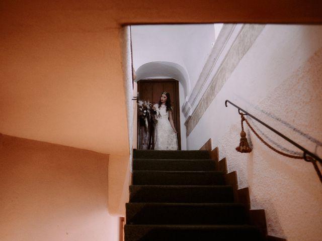 La boda de Josué y Bárbara en Cazalla De La Sierra, Sevilla 51