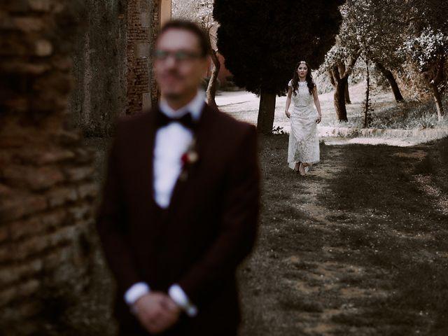 La boda de Josué y Bárbara en Cazalla De La Sierra, Sevilla 79