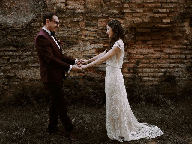 La boda de Josué y Bárbara en Cazalla De La Sierra, Sevilla 81