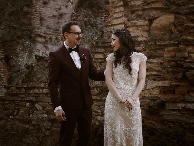 La boda de Josué y Bárbara en Cazalla De La Sierra, Sevilla 82