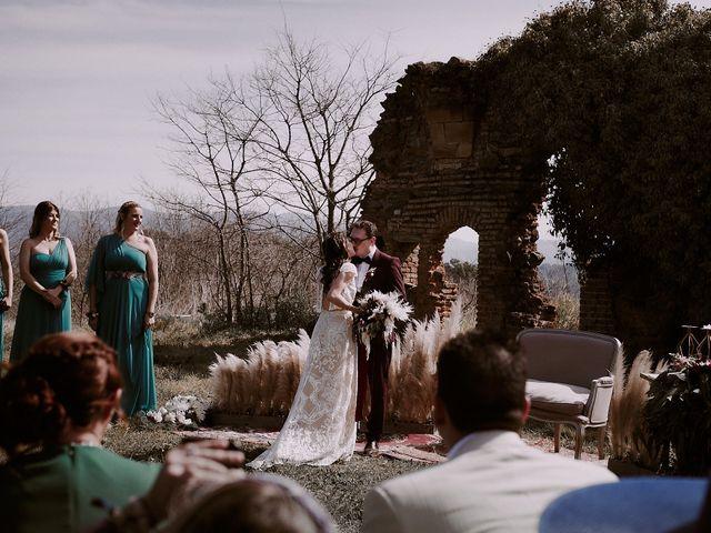 La boda de Josué y Bárbara en Cazalla De La Sierra, Sevilla 98