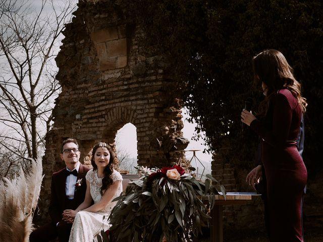 La boda de Josué y Bárbara en Cazalla De La Sierra, Sevilla 102