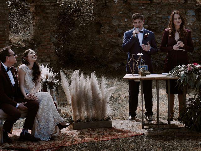 La boda de Josué y Bárbara en Cazalla De La Sierra, Sevilla 108