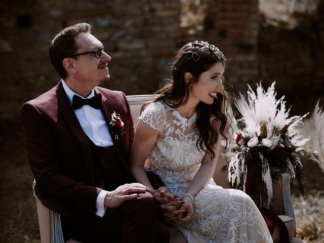 La boda de Josué y Bárbara en Cazalla De La Sierra, Sevilla 112