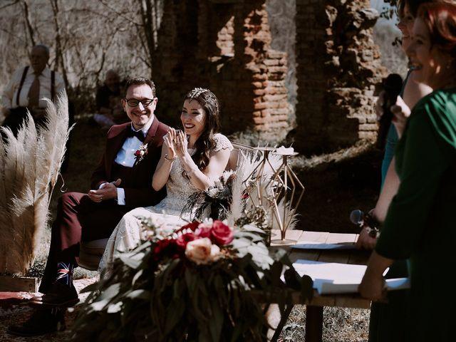 La boda de Josué y Bárbara en Cazalla De La Sierra, Sevilla 115