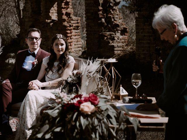 La boda de Josué y Bárbara en Cazalla De La Sierra, Sevilla 116