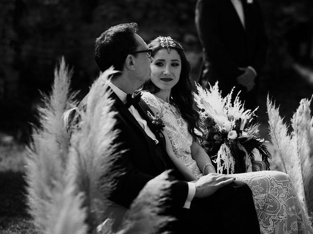 La boda de Josué y Bárbara en Cazalla De La Sierra, Sevilla 117