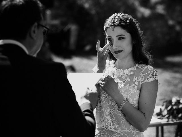 La boda de Josué y Bárbara en Cazalla De La Sierra, Sevilla 120
