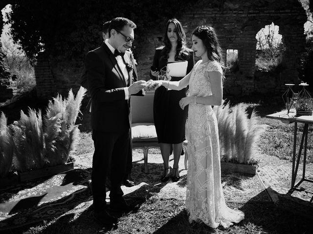 La boda de Josué y Bárbara en Cazalla De La Sierra, Sevilla 121