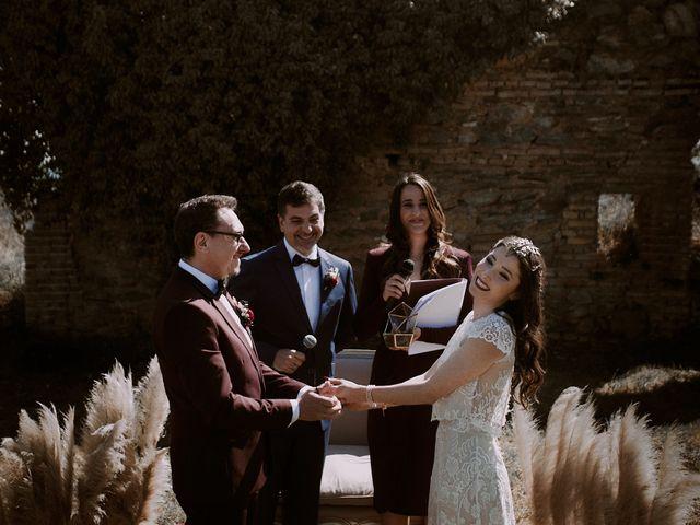 La boda de Josué y Bárbara en Cazalla De La Sierra, Sevilla 123