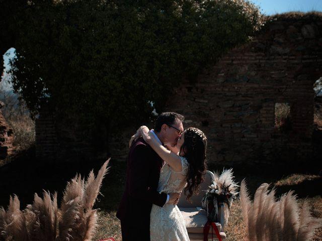 La boda de Josué y Bárbara en Cazalla De La Sierra, Sevilla 124