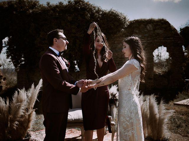 La boda de Josué y Bárbara en Cazalla De La Sierra, Sevilla 125
