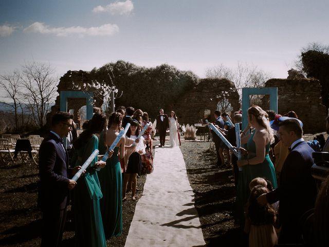 La boda de Josué y Bárbara en Cazalla De La Sierra, Sevilla 128