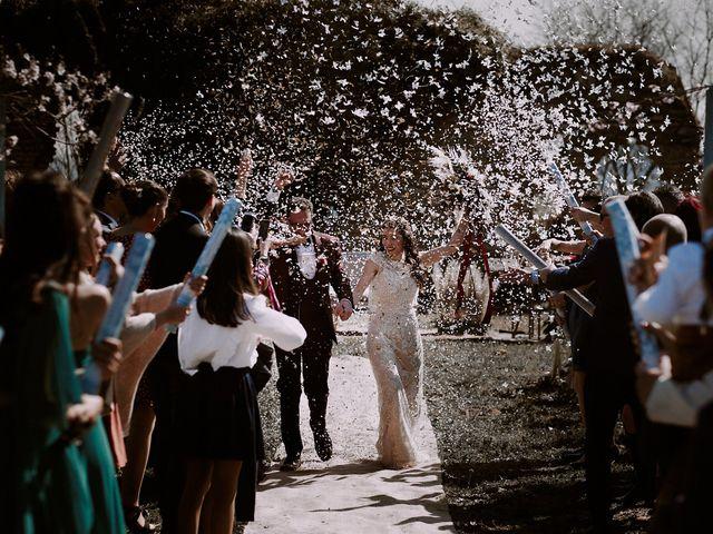 La boda de Josué y Bárbara en Cazalla De La Sierra, Sevilla 129