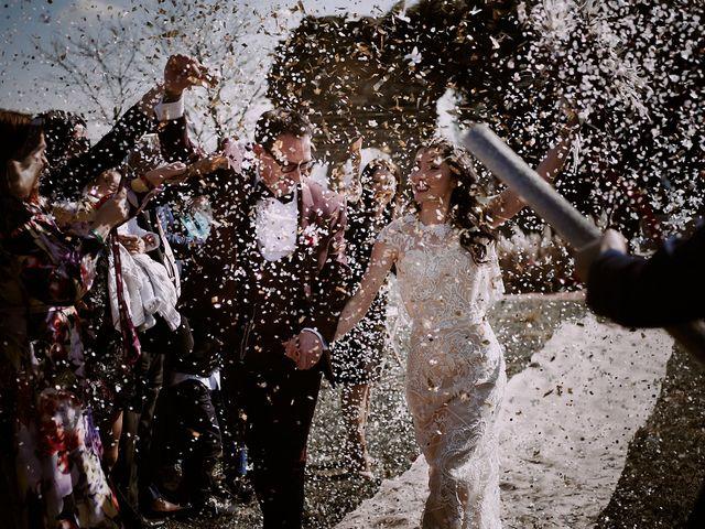 La boda de Josué y Bárbara en Cazalla De La Sierra, Sevilla 132