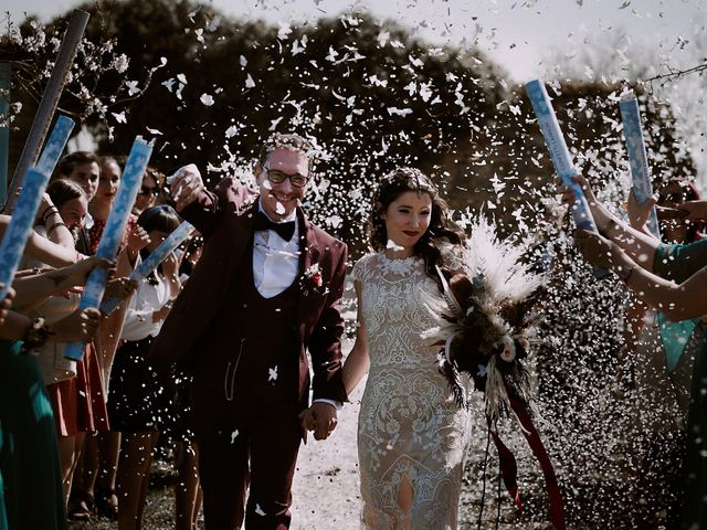 La boda de Josué y Bárbara en Cazalla De La Sierra, Sevilla 133