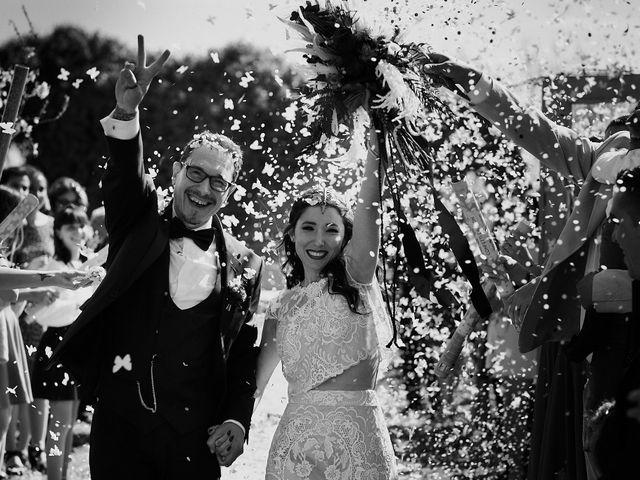 La boda de Josué y Bárbara en Cazalla De La Sierra, Sevilla 135