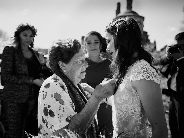 La boda de Josué y Bárbara en Cazalla De La Sierra, Sevilla 137