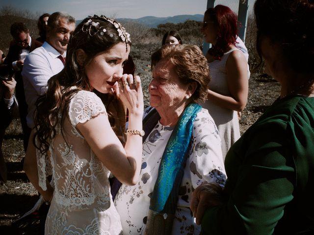 La boda de Josué y Bárbara en Cazalla De La Sierra, Sevilla 138