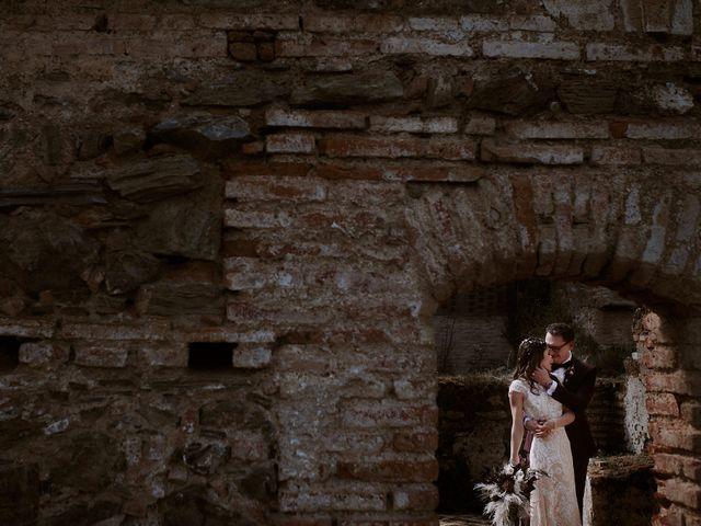La boda de Josué y Bárbara en Cazalla De La Sierra, Sevilla 143
