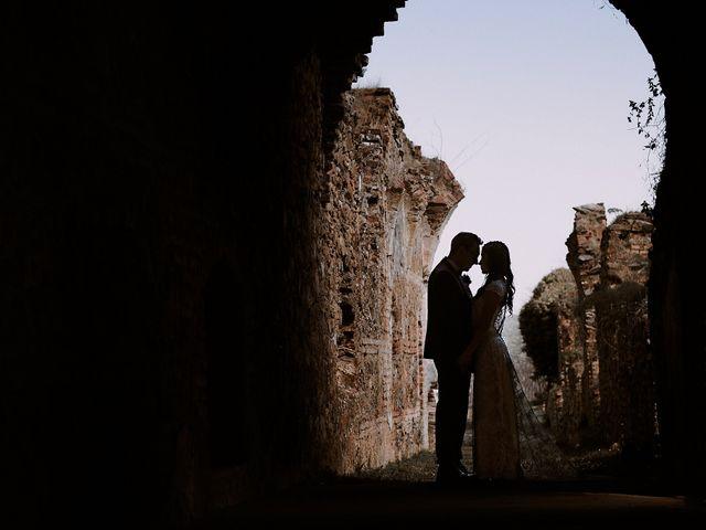 La boda de Josué y Bárbara en Cazalla De La Sierra, Sevilla 145