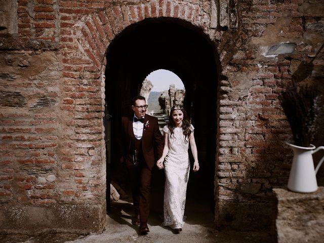 La boda de Josué y Bárbara en Cazalla De La Sierra, Sevilla 148