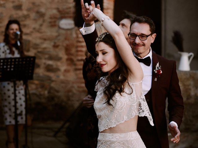 La boda de Josué y Bárbara en Cazalla De La Sierra, Sevilla 153