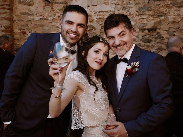 La boda de Josué y Bárbara en Cazalla De La Sierra, Sevilla 160
