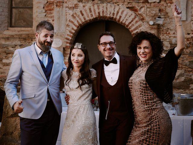 La boda de Josué y Bárbara en Cazalla De La Sierra, Sevilla 161