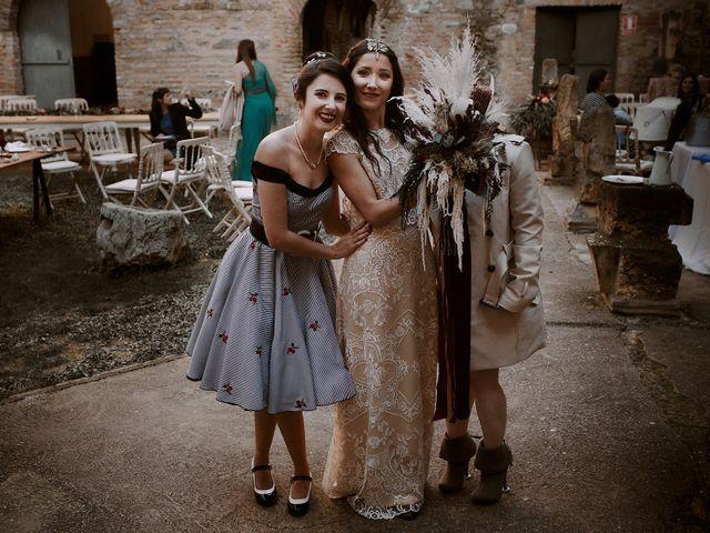La boda de Josué y Bárbara en Cazalla De La Sierra, Sevilla 162