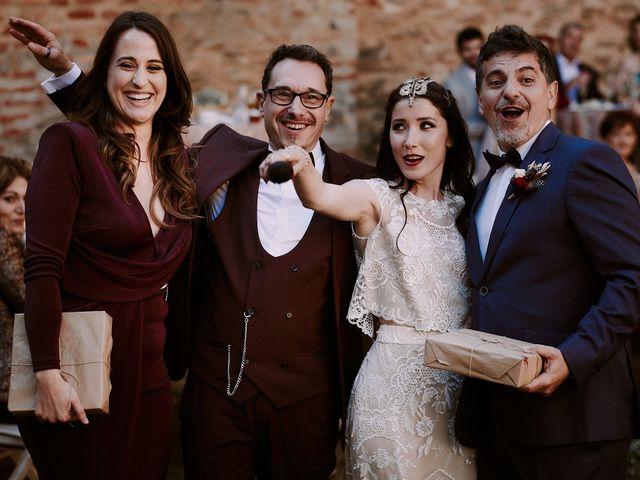 La boda de Josué y Bárbara en Cazalla De La Sierra, Sevilla 164