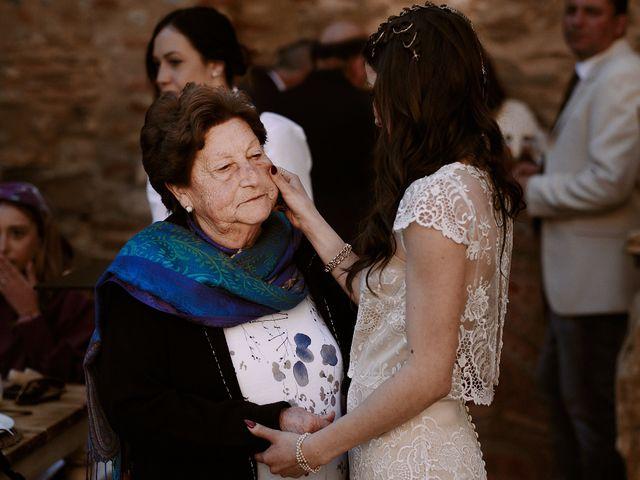 La boda de Josué y Bárbara en Cazalla De La Sierra, Sevilla 165
