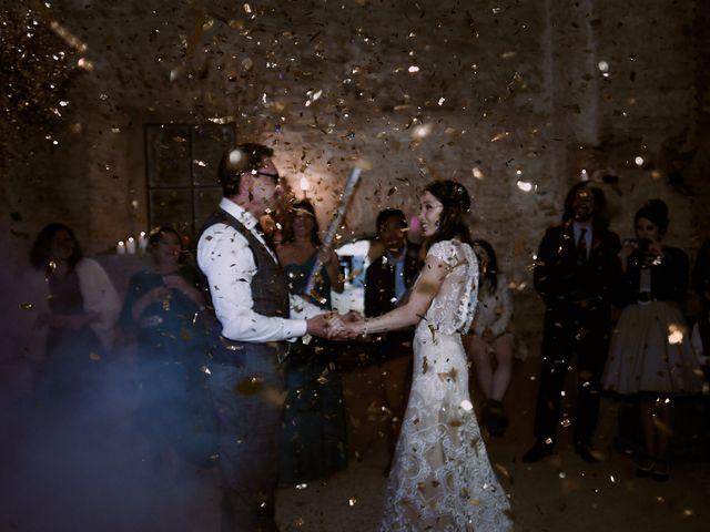 La boda de Josué y Bárbara en Cazalla De La Sierra, Sevilla 169