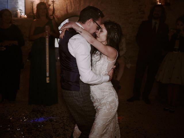 La boda de Josué y Bárbara en Cazalla De La Sierra, Sevilla 171