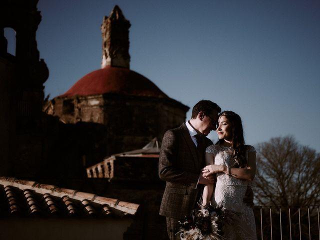 La boda de Josué y Bárbara en Cazalla De La Sierra, Sevilla 178