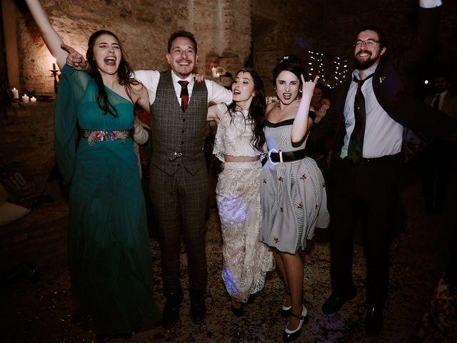 La boda de Josué y Bárbara en Cazalla De La Sierra, Sevilla 201