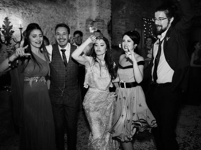 La boda de Josué y Bárbara en Cazalla De La Sierra, Sevilla 202