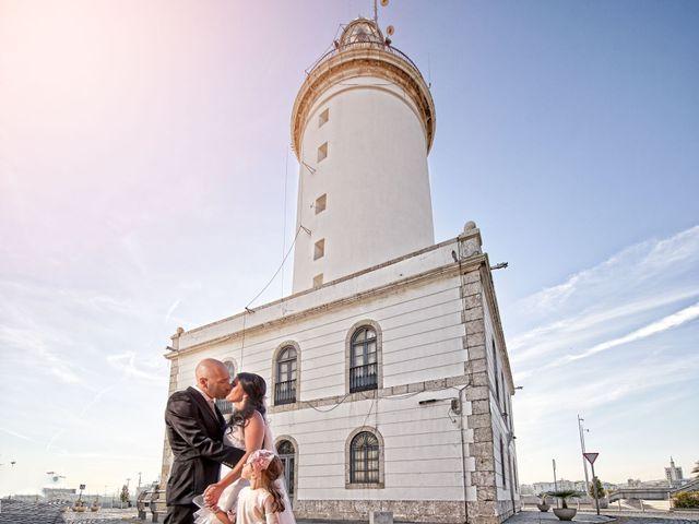 La boda de Silva y Belén en Torre Del Mar, Málaga 4