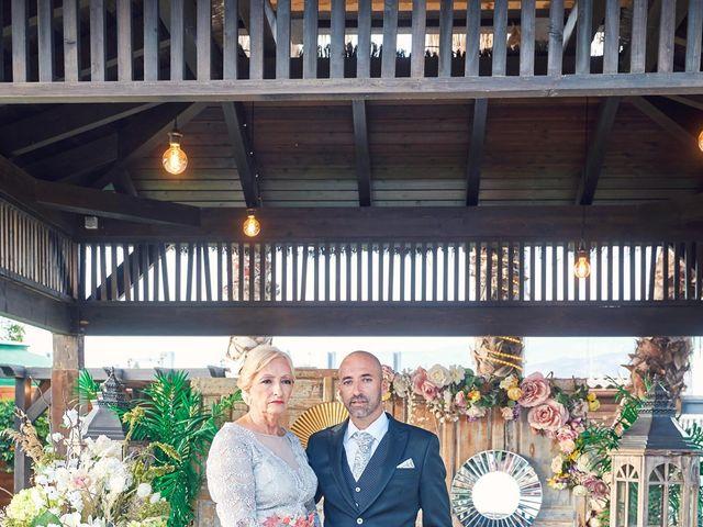 La boda de Silva y Belén en Torre Del Mar, Málaga 12
