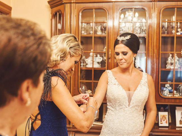 La boda de Silva y Belén en Torre Del Mar, Málaga 23